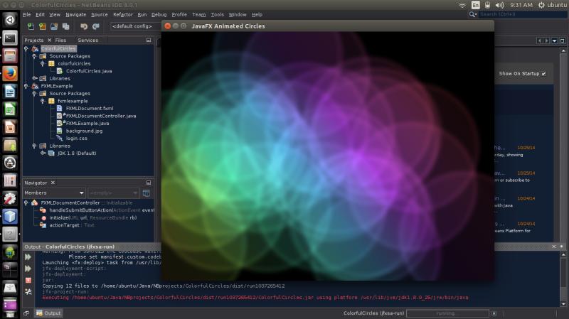 Netbeans 8.0.1 transferred to Ubuntu 14.10