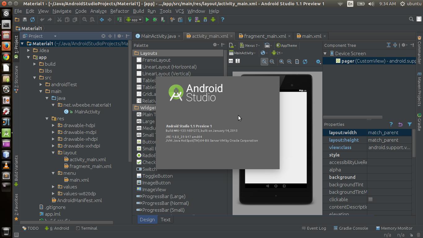 ubuntu android studio 28 images ubuntu install android studio in ubuntu install android