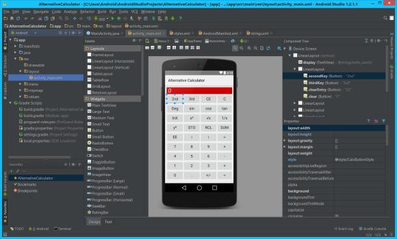Android Studio 1.2.1.1 on Windows 8.1