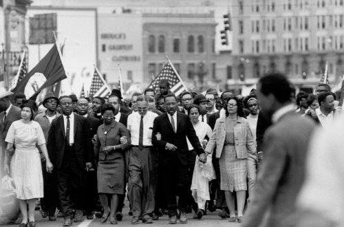 Martin Luther King Jr., Selma March, 1965