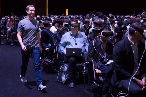 Zuckerberg's Minions