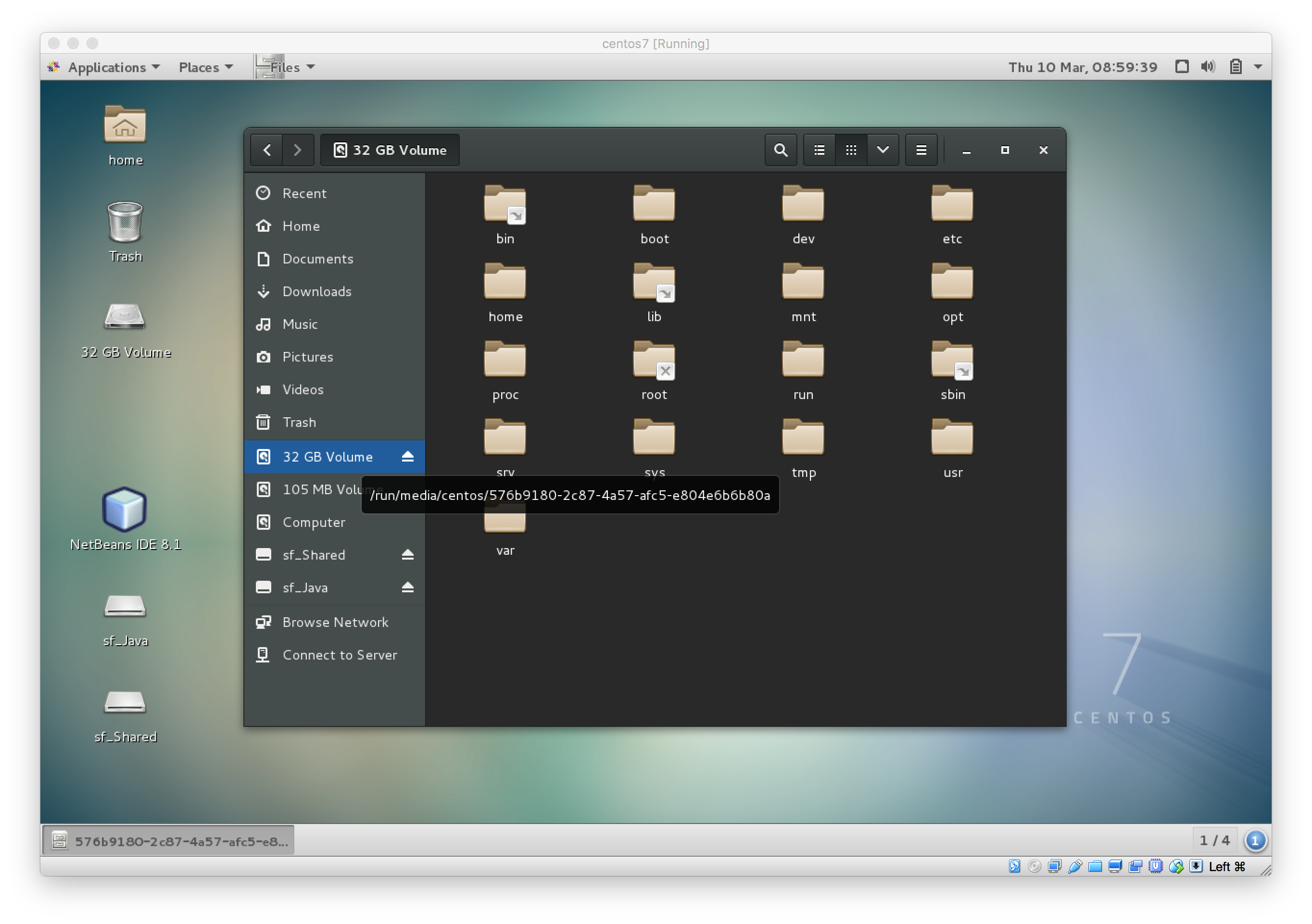 integrating mac os x with linux as a vm to support raspberry pi
